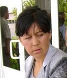 Суратда: Барно Жуманова