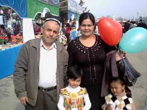 Bahtiyor Hamro va Ozoda Yoqubova (Farmanova).Navro'z 2010