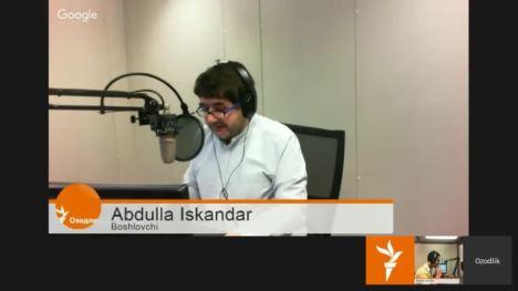 AbdullaIskandar
